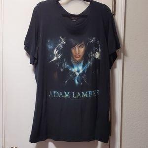 Adam Lambert Tee - 4X